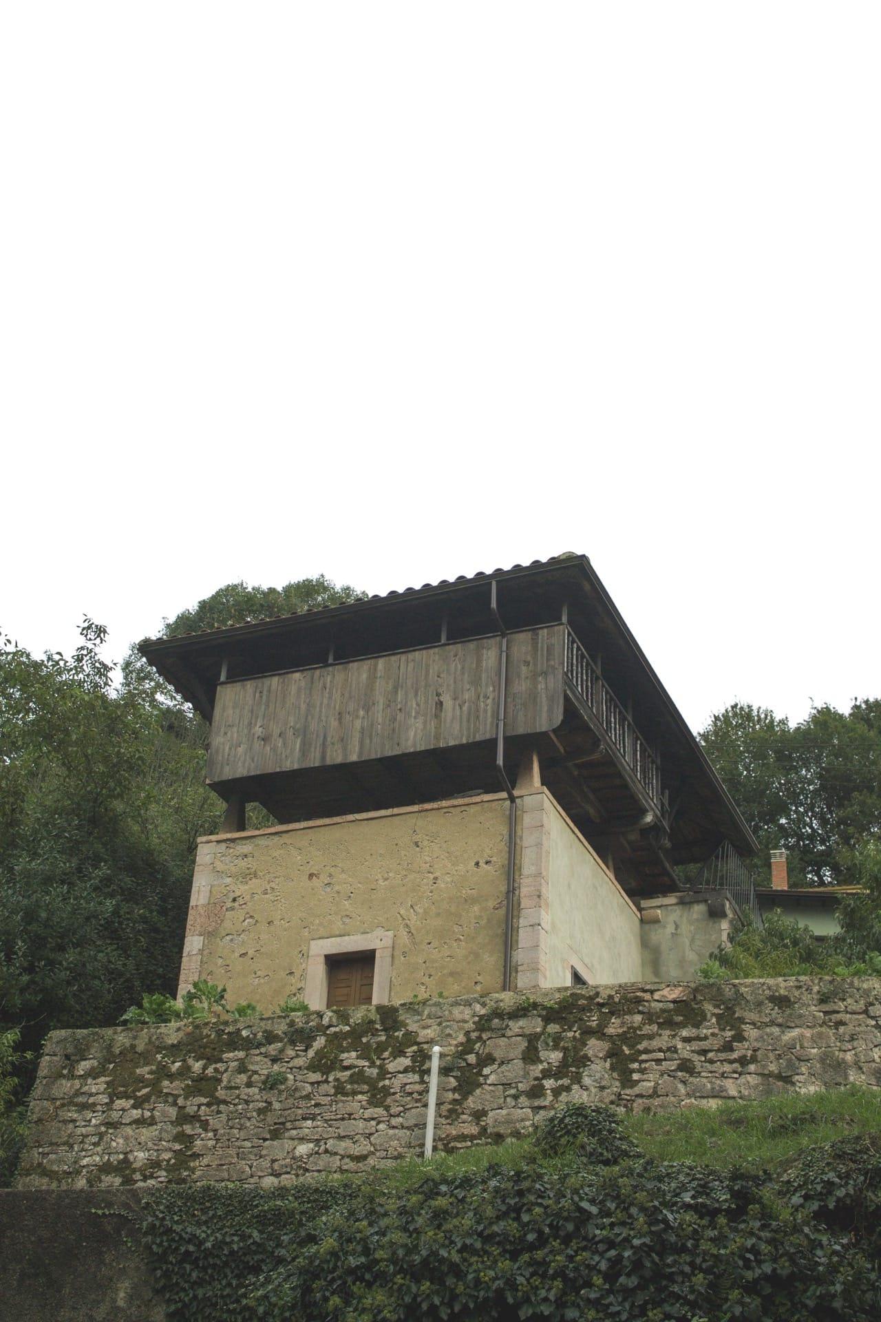 Asturian horreos. 2018