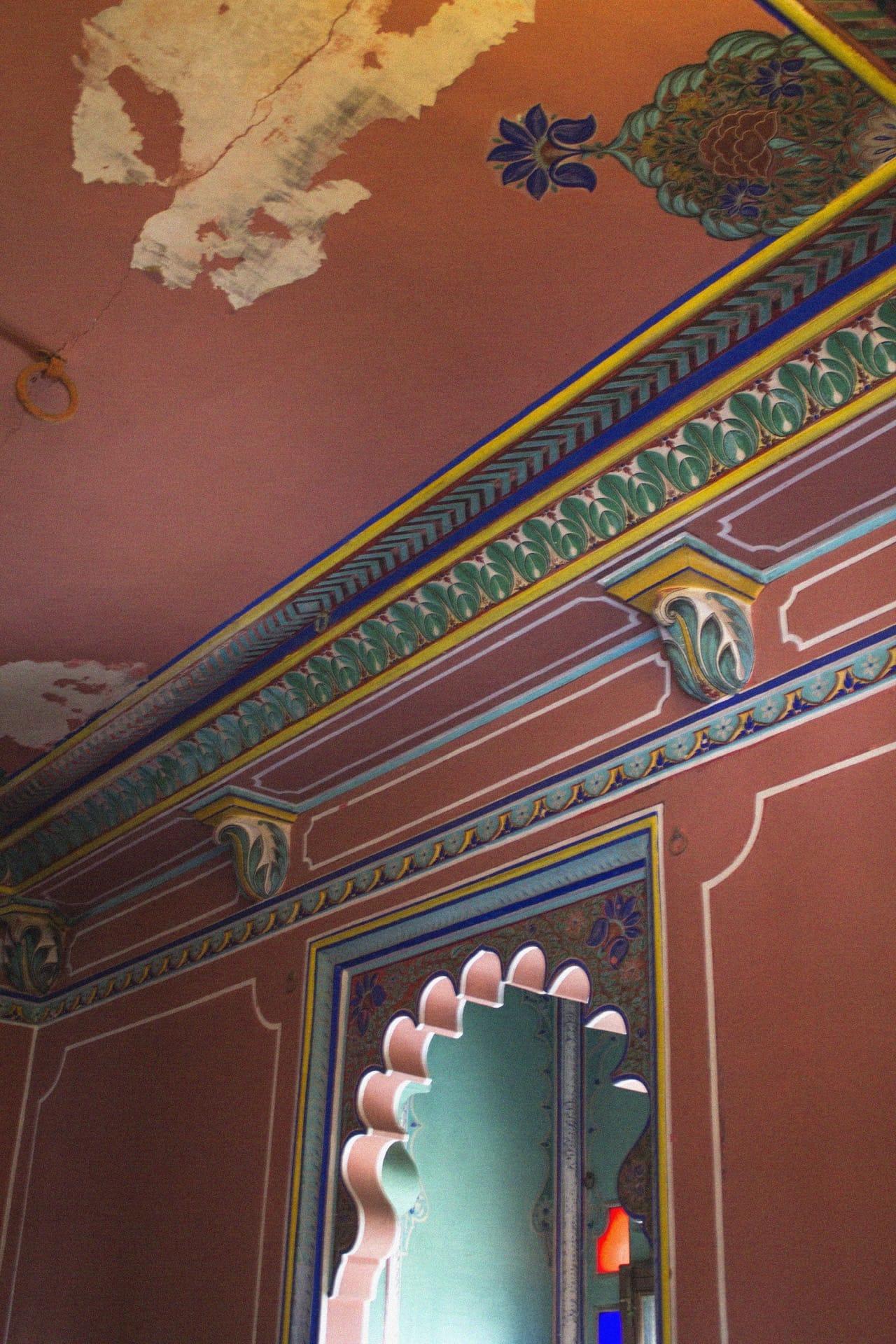 Udaipur City Palace. 2017